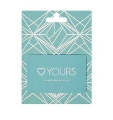Yours Giftcard Worth £150