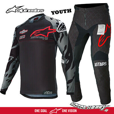 Completo Youth Bambino Alpinestars Racer Tech San Diego 20 Limited Edition L-26