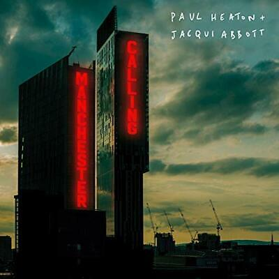 PAUL HEATON AND JACQUI ABBOTT - MANCHESTER CALLING [CD] Sent Sameday*