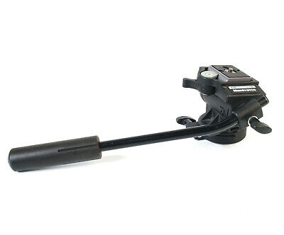 Manfrotto Pan and Tilt Head Model No 200 #200 with QR Plate