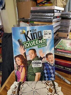 King of Queens - The Complete Ninth Season (DVD, 2007) brand new unopened
