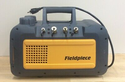 Fieldpiece VP85 3/4 hp 8 CFM, Two-Stage Vacuum Pump