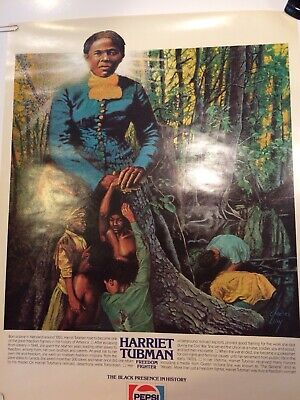 Harriet Poster 27x40 24x36 2019 Movie Kasi Lemmons Harriet Tubman Decor G476