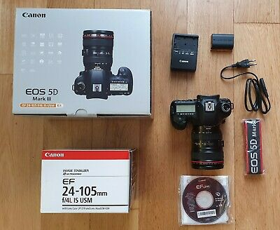 CANON EOS 5D Mark III + Canon 24-105 mm f4 L IS USM