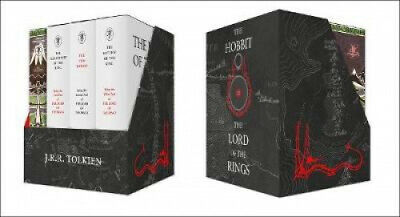 The Hobbit & The Lord of the Rings Gift Set: A Middle-earth Treasury.