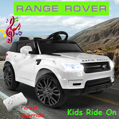 Kids Toy Ride on Electric Car with Remote Control 12V Range Rover New