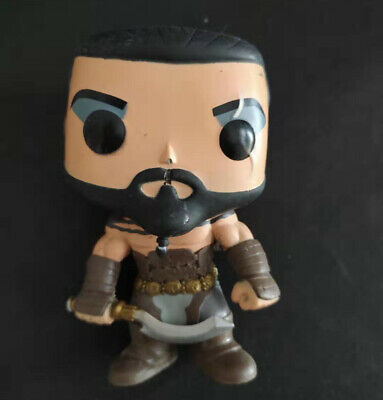 Funko Pop! Game of Thrones Khal Drogo #04 OOB Loose Vinyl Figure NO Box