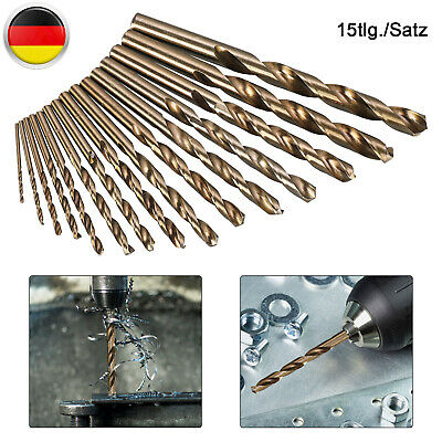 10 Pcs 55.9mm Length Flute 2.5mm Dia Marable HSS Twist Drilling Drill Bit