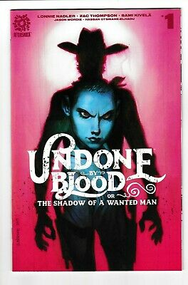 Undone By Blood #1 (Aftershock, 02/2020) Andrew Robinson Variant_NM