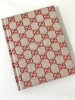 """GUCCI Notebook """"MY SCRAPBOOK"""" Limited Edition◆ BAILA From Japan Free Shipping"""