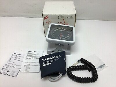 NEW Welch Allyn 7670-01, 767 Series Wall Aneroid