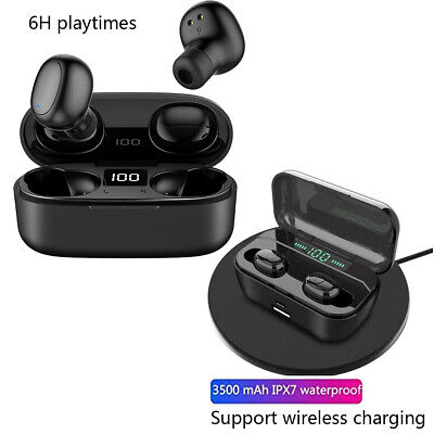 Wireless Earbuds Bluetoot Headsets Compatible with Apple iPhone AirPods 2 iPad
