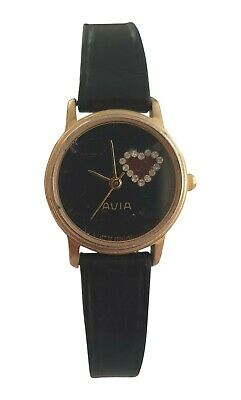 Avia Ladies' Heart Watch - Swiss Made