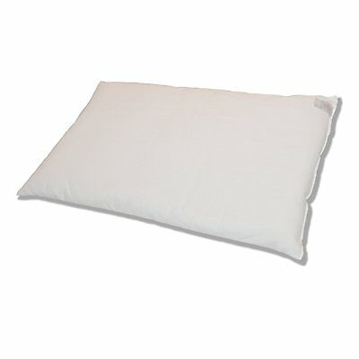 BABY COT BED/TODDLER/JUNIOR PILLOW 60X40 stuffed with 500g Ball fibre polyester