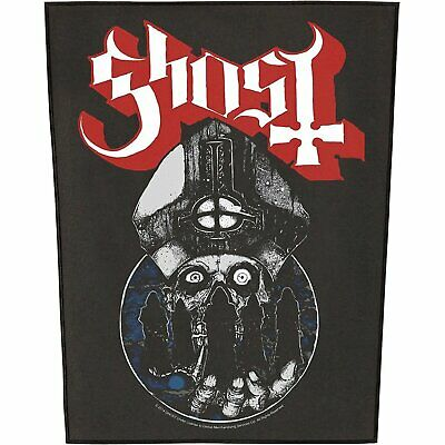 Ghost BC Meliora Patch Battle Jacket Patch Metal Music Band 101