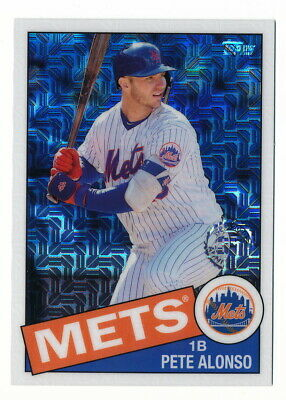 2020 Topps Series 1 Silver Pack 1985 Chrome Mojo Refractors You Pick Free Ship