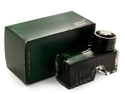 Montblanc Irish Green Color Writing Ink for Fountain Pens