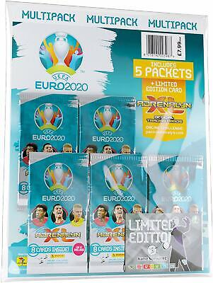PANINI ADRENALYN XL UEFA EURO 2020 Multipack