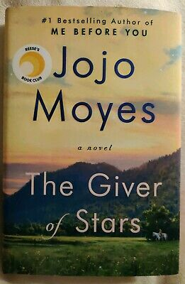 The Giver of Stars : A Novel by JoJo MoyesHARDCOVER/NEW