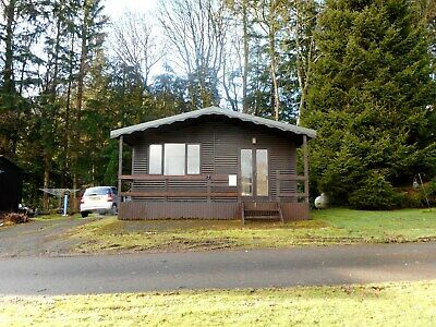 LOG CABIN for sale * Site Rent PAID to March 2021 *  PART EXCHANGE  CONSIDERED -