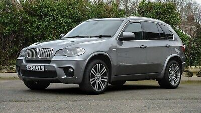 BMW X5 40D M Sport X Drive Automatic 7 Seats Many Extras 14 Services