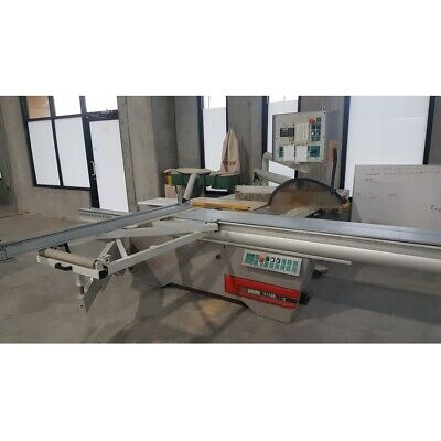 Casadei 10' Sliding Table Saw w/ Programmable Fence