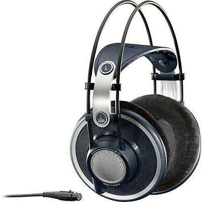 AKG K 702 Reference Quality Open-Back Circumaural Headphones