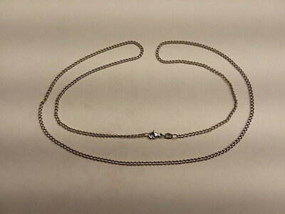 "James Avery. Light Curb Chain, Old Style, 25"" 27% Off Retail!!! (20004446)"