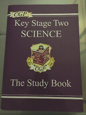 CGP Key Stage Two Science The Study Book - Pre Owned