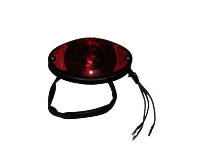 Sachs Madass Scooter Tail Light Assembly - OEM part (e782)