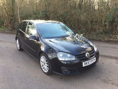 2007 Volkswagen Golf Gt Tdi 140 Spares Or Repairs Mk5