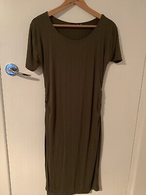 Boohoo Maternity Top & Dress Size 12 Bundle
