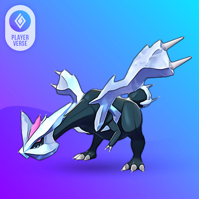 Pokemon Sword & Shield - Ultra Shiny Legendary Kyurem - Rare Max 6IV HOME NEW!