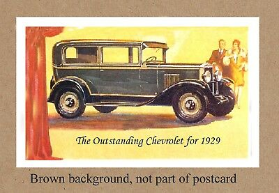 1929 Chevrolet Series LQ 1 1//2 Ton Panel Truck Factory Photo Ref. # 32181