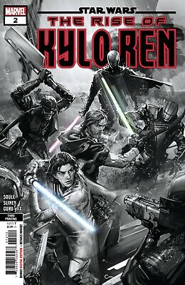 STAR WARS KYLO REN #2 3rd Print Variant 3/18/20 FREE SHIPPING AVAILABLE