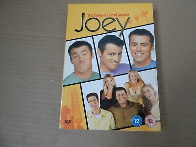 JOEY - The complete First Season - 3 DVD Boxset.