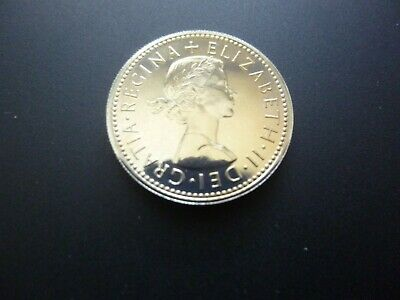 1970 Proof English One Shilling Coin The Last One Shillings Piece Minted.