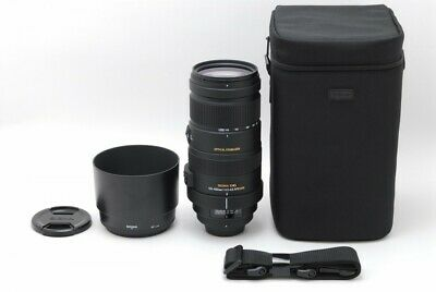 【RankAB】 SIGMA APO 120-400mm f/4.5-5.6 DG OS HSM for Pentax k from Japan (#576)