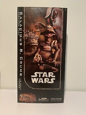 Star Wars Sideshow Collectibles Salacious B Crumb Creature Pack