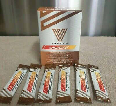 Valentus Slimroast Italian Coffee Weight Loss - 1 week