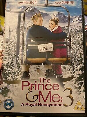 The Prince And Me 3 - A Royal Honeymoon (DVD, 2008)