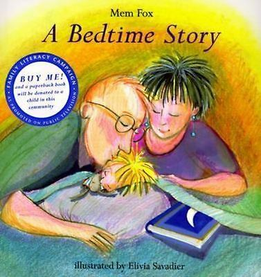 A Bedtime Story Children's Book Fiction Hardcover Reading Time