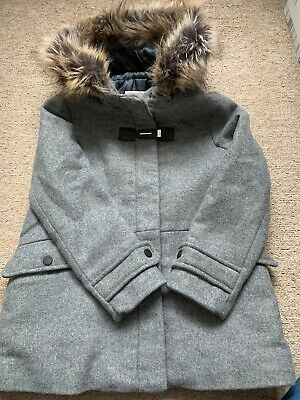 Zara Kids Coat Girls 10 Years New Without Tags