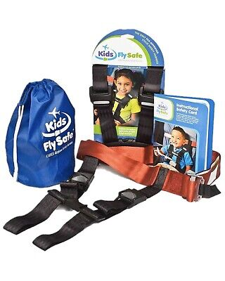 CARES Child Airplane Travel Harness-Cares Safety Restraint System Kids Fly Safe