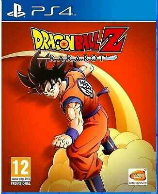 DRAGON BALL Z KAKAROT PS4 DIGITALE 20€ telegram @robby0990 WhatsApp 3701521811