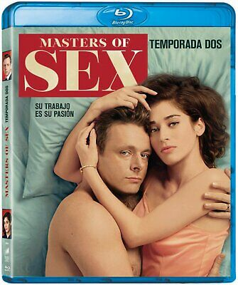 Pelicula Bluray Serie Tv Master Of Sex Temporada 2 Precintada