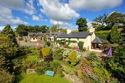 Late Deal - 5* Cyfie Farm, Wheat Cottage, Sleeps 2, Mid-Wales, Nr Lake Vyrnwy
