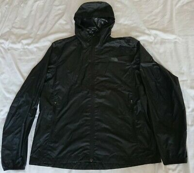 The North Face Mens Medium Black Hooded Jacket