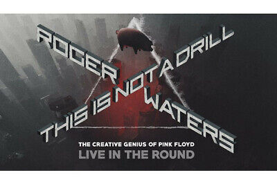 Roger Waters - 7/17/20 - Toronto, ON - 2 Tickets