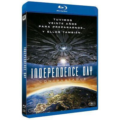Pelicula Bluray Independence Day Contraataque